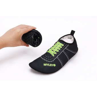 Watersport shoes for women to outdoor sport casual walking aqua shoes (Intl)