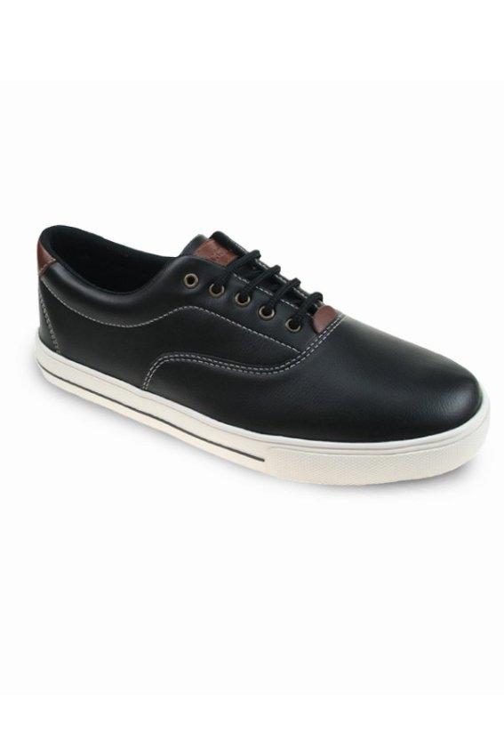 Tomkins Sepatu Homesman - Hitam-Putih