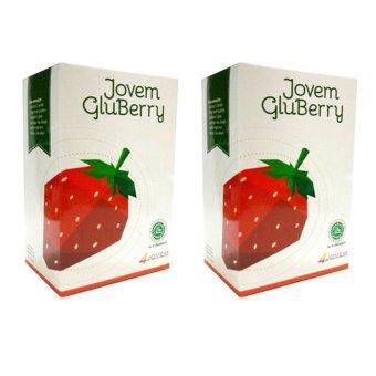 Jovem Gluberry Collagen Drink