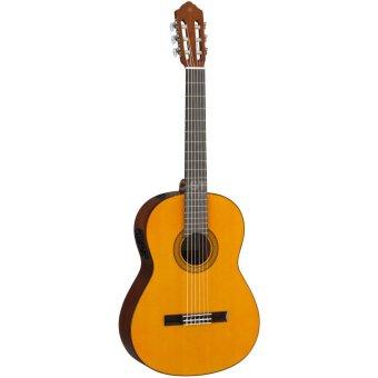 Yamaha Gitar CGX 102 - Cokelat