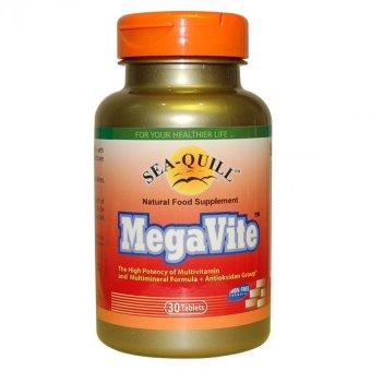 Seaquill Megavite - 30's
