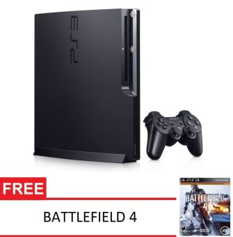 Sony Playstation 3 Slim 160GB + Battlefield 4