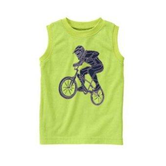 harga Gymboree Tank Top Stunt Biker - Hijau Lazada.co.id