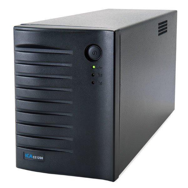 harga ICA UPS CE 1200 - Hitam Lazada.co.id
