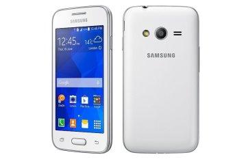 Samsung Galaxy V-Plus - 4 GB - Ceramic White