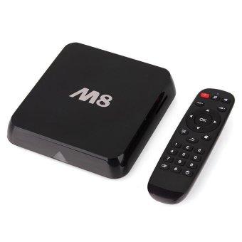 Aukey Android 4K Smart TV Box M8 2GB+8GB Quad Core Media Player