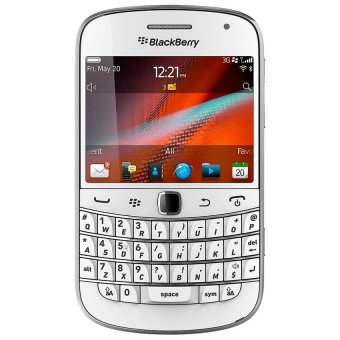 Blackberry Dakota 9900 - 8 GB - Putih