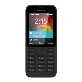 Nokia 215- 8MB - Hitam