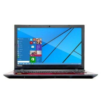 Toshiba C55 C1969 - WIN 10 - Intel Core i7 6500U - 4GB - VGA GT930 2GB - HDD 1TB - Merah