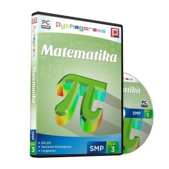 Tokoedukasi CD Pembelajaran SMP Matematika Vol. 3