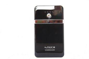 Jual A4Tech Powerbank, P1500, 15000 mah - Hitam Harga Termurah Rp 369900. Beli Sekarang dan Dapatkan Diskonnya.