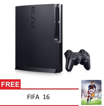 Sony Playstation 3 Slim 160GB + Gratis FIFA 16