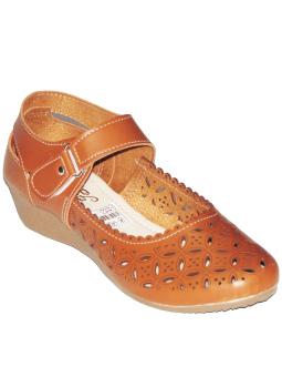 harga Aldhino Collection Sepatu Wanita Laser 09 - Tan Lazada.co.id