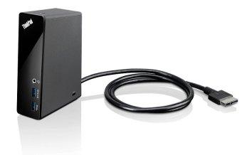 Lenovo One Link Dock - Midnight Black 4X10A06125