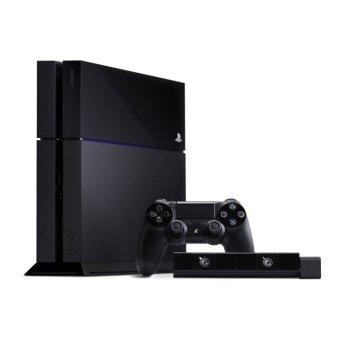 Sony Playstation 4 500GB CUH 1206A - Hitam