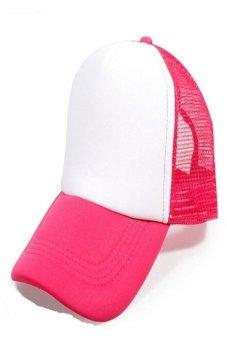 Okdeals Women's Hip-Hop Baseball Golf Mesh Cap Rose