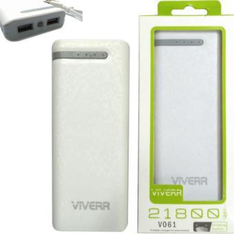 Jual Flextreme Viverr V061 Powerbank 21800mAh 2 Output Harga Termurah Rp 238500. Beli Sekarang dan Dapatkan Diskonnya.
