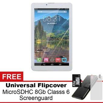 Mito Fantasy Tablet T81 - 4GB - Putih + Gratis Paket Hadiah ~ Daftar Harga Tablet