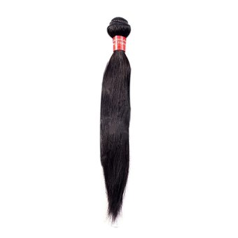 HuoLaLa Womens Fashion Long Straight Hair Wigs 26 (Black) (Intl)