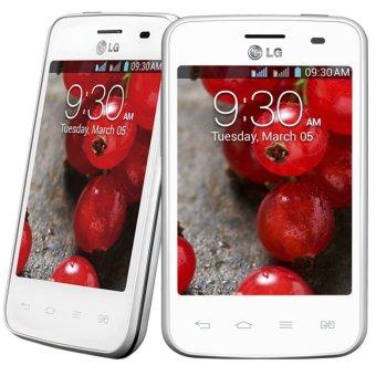 LG Optimus L3 II E435 Dual - Putih