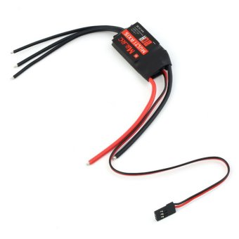 ELENXS High Quality New Usefull New 20A Brushless ESC Speed Controller For FPV 200 Multi-rotor (Intl)