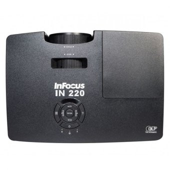 Infocus Proyektor IN220 - Hitam