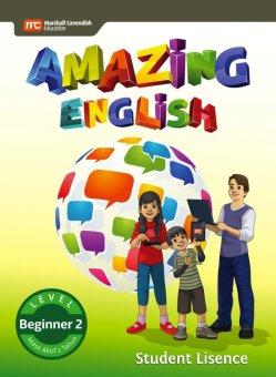 PesonaEdu Pembelajaran Digital Bahasa Inggris - Amazing English Student Beginner 2