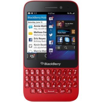 Blackberry Q5 - 8 GB - Merah