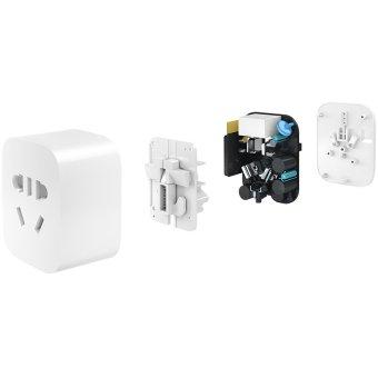 Original Xiaomi Mi Smart Power Socket Plug Wifi Remote Control Intelligent Plug Socket