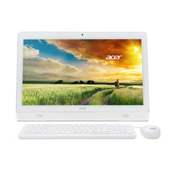 Acer Aspire Z1-211 - AMD E1-6010 Processor - 2 GB - 500 GB - DOS - Putih