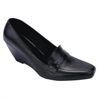 harga Aleganza Exclusive Premium Sepatu Formal High Heels Kerja Wanita - Hitam Lazada.co.id