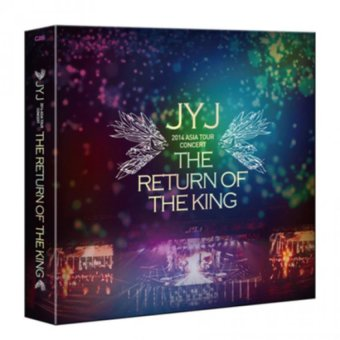 (Not Specified) JYJ 2014 Asia Tour The return of the king - Intl