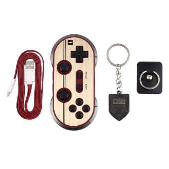 CHEER 8Bitdo FC30 PRO Wireless Bluetooth Gamepad with Dual Analogue Sticks New - Intl