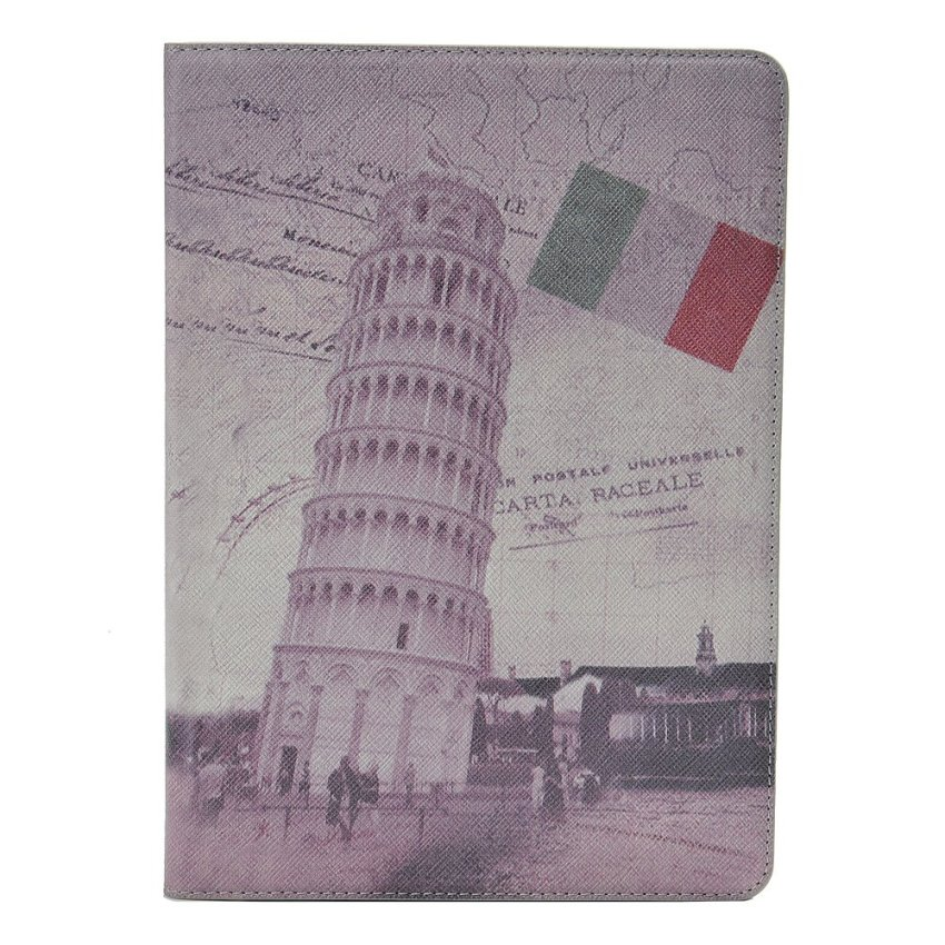 harga Apexel Leaning Tower Pattern Case for Apple iPad air/iPad 5 (Multicolor) (Intl) Lazada.co.id
