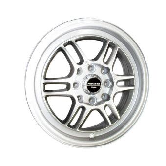 harga Enkei RPF1 Replika Velg Mobil - Silver [14 Inch/PCD 4x100/4x114.3] - khusus JABODETABEK Lazada.co.id