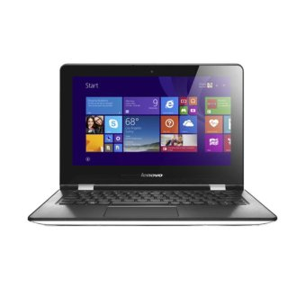 Lenovo YOGA 300 80M000-AXID White Netbook [N2840/4GB/11.6