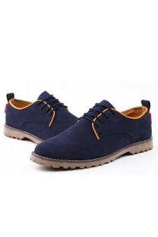 Brock Martin Shoes Leisure Men of England(Blue) (Intl)