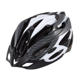 Sporter Bicycle Helmet White (Intl)