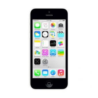 Apple iPhone 5C 16 GB Putih Smartphone Grade A