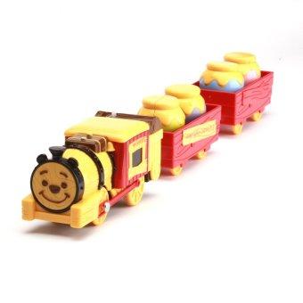 harga Plarail Winnie The Pooh Honey Cargo Locomotive Lazada.co.id
