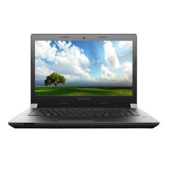 Lenovo B40-80 Premium Series Core i3-5005, VGA AMD R5 2GB, RAM 4GB, Fingerprint - Black