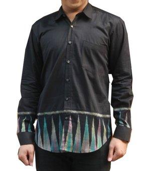 DHOFARO Kenway - Kemeja Pria Terbaru - Slim Fit - Lengan Panjang - Modern - Keren - Branded