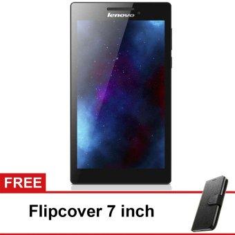 Lenovo Tab 3 A7-10I - Hitam - 8GB - + Gratis Mmc 8Gb + Flipcover