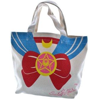 harga Sailor Moon Cotton Mini Tote Bag - Sailor Moon Costume Lazada.co.id