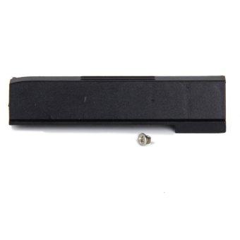 harga BolehDeals Laptop Hard Drive Caddy Cover with Screw for DELL LATITUDE E4310 Black Lazada.co.id