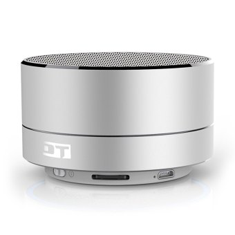 DT A10 Bluetooth 3.0 Speaker Stereo SoundBox (WHITE)