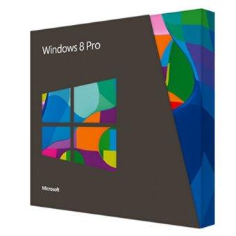 Microsoft Sistem Operasi Original Windows 8.0 Pro VUP x32/x64