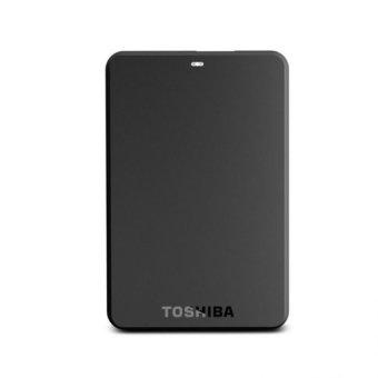 Toshiba Canvio New Basic 3.0 - 1TB - Hitam