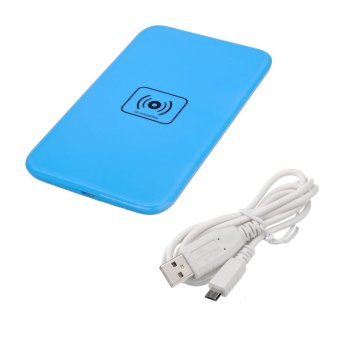 Wireless Charger Pad for Nokia Lumia 820/920 (Blue)