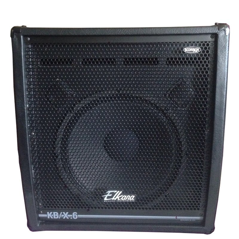 harga Elkana Keyboard Amplifier KBX-6 Lazada.co.id